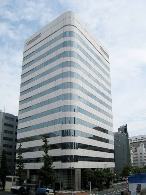 Ajinomoto Headquarters (Photo Credit: Lombroso/ Public Domain)