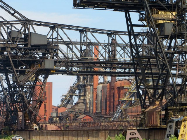 ArcelorMittal Steel Mill