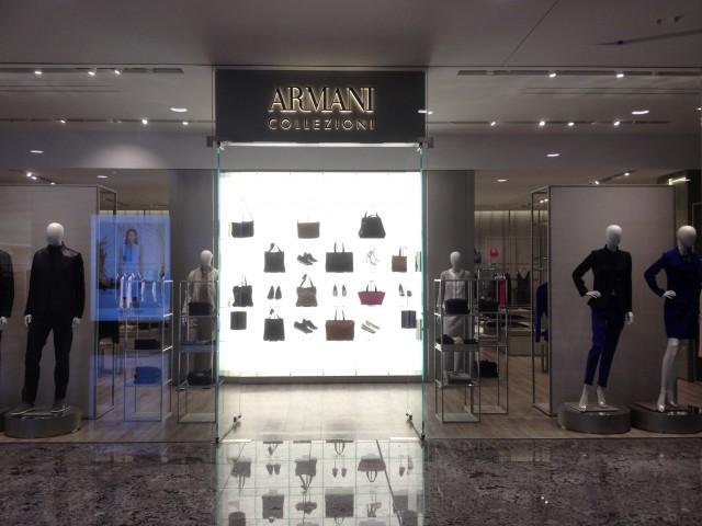 Armani (Photo Credit: Kgbo / CC BY-SA 4.0)