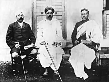 Bal Gangadhar Tilak In Centre