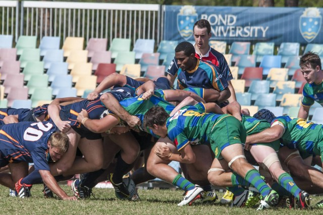 Bond Rugby (Photo Credit: Kerrie  / CC BY-SA 2.0)