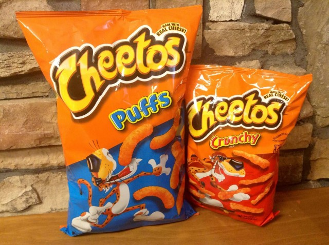 Cheetos Cheese Puffs (Photo Credit: Mike Mozart / CC BY 2.0)