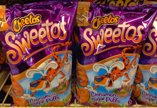 Cheetos Sweetos (Photo Credit: Mike Mozart / CC BY 2.0)