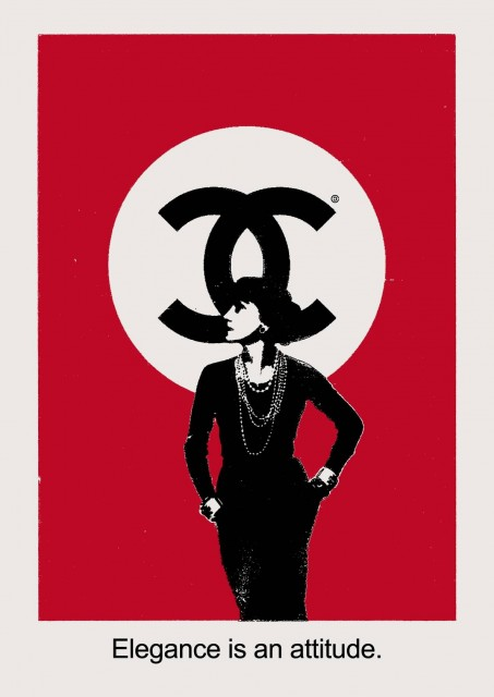 Coco Chanel (Photo Credit: CHRISTOPHER DOMBRES / CC BY 2.0)