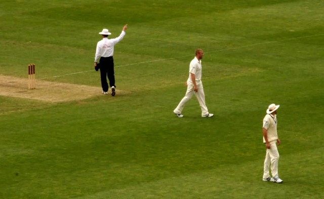 Umpire (Photo Credit: Andy Todd / CC BY-SA 2.0)