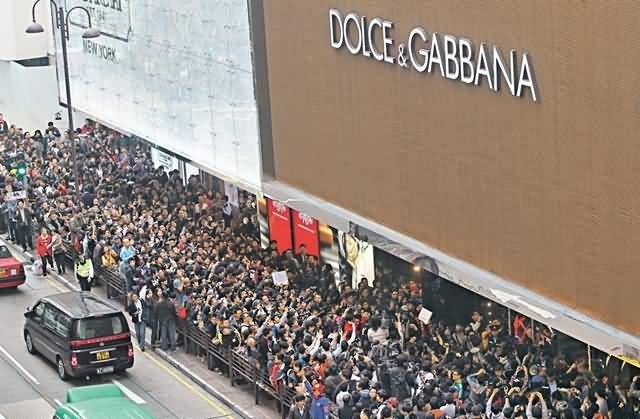 Dolce And Gabbana (Photo Credit: Derek328 / CC BY 3.0)