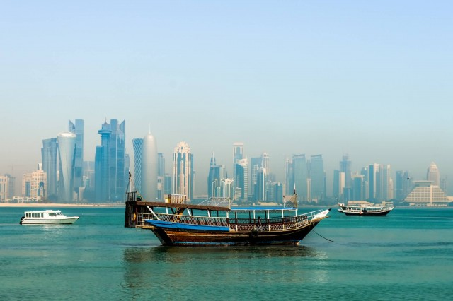 Doha Skyline (Photo Credit: Francisco Anzola / CC BY 2.0)