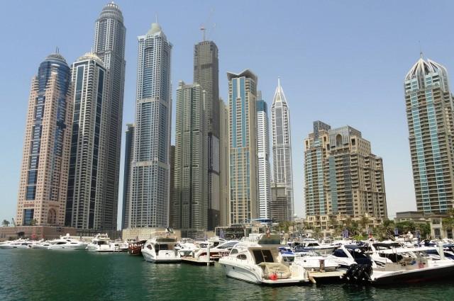 Dubai Marina (Photo Credit: Fabio Achilli / CC BY 2.0)