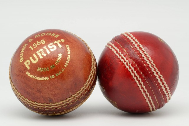 Cricket Balls (Photo Credit: Marie-Lan Nguyen / CC BY 2.5)