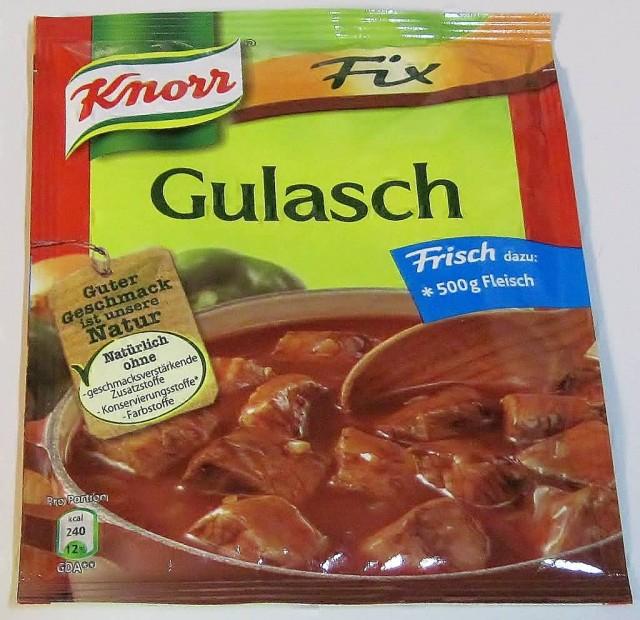German Knorr Gulasch (Photo Credit: Gloria Cabada-Leman / CC BY 2.0)