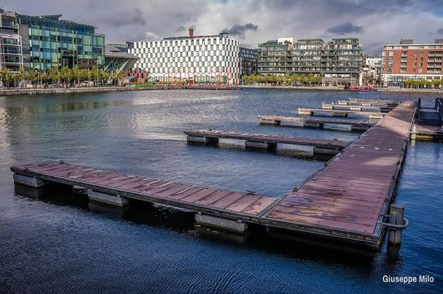 Grand Canal Dublin Ireland (Photo Credit: Giuseppe Milo / CC BY 2.0)