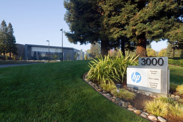 Hp Headquarters (Photo Credit: LPS.1 / Public Domain)