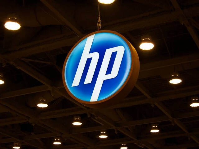 Hp Logo (Photo Credit: Don DeBold / CC BY 2.0)