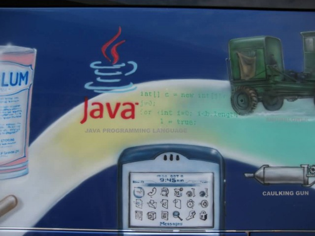 Java Invented By Canadians (Photo Credit: Kathryn Rotondo / CC BY 2.0)