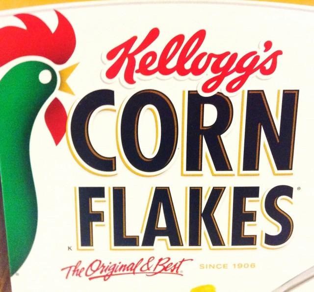 Kelloggs Corn Flakes (Photo Credit: Mike Mozart / CC BY 2.0)