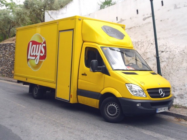 Lays Truck (Photo Credit: Elmschrat  / CC BY-SA 4.0)