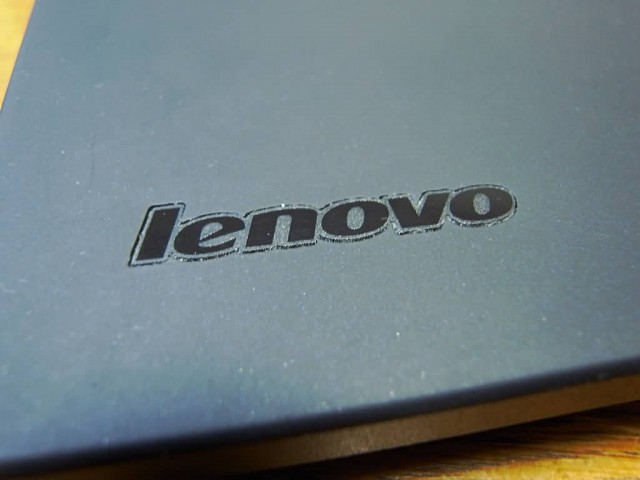 Lenovo Logo (Photo Credit: masatsu / CC BY-SA 2.0)