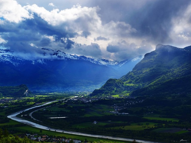 Liechtenstein Nature (Photo Credit: paul bica  / CC BY 2.0)