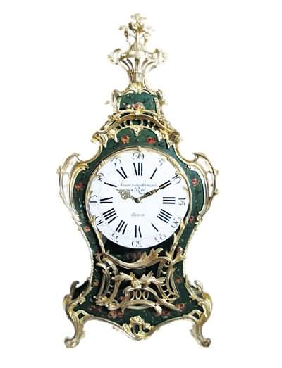 Louis George Clock