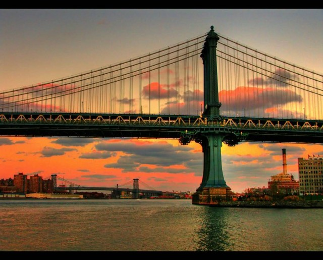 Manhattan Bridge (Photo Credit: Scott Hudson / CC BY 2.0)