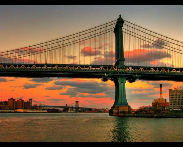 Manhattan Bridge (Photo Credit: Scott Hudson / CC BY 2.0)