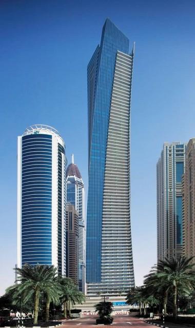 Ocean Heights, Dubai Marina, UAE