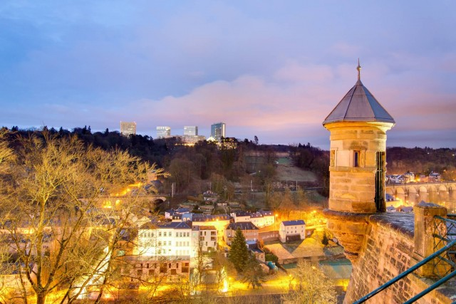 Luxembourg (Photo Credit: Tristan Schmurr / CC BY 2.0)