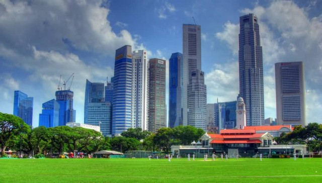 Padang Singapore (Photo Credit: Robert Lowe / CC BY 2.0)