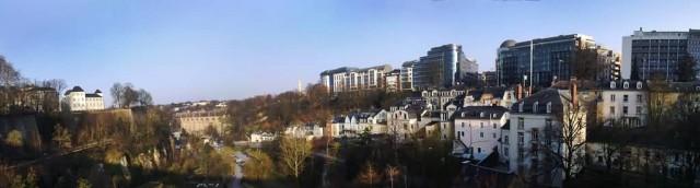 Panorama Of Luxembourg (Photo Credit: FutUndBeidl/ Public Domain)