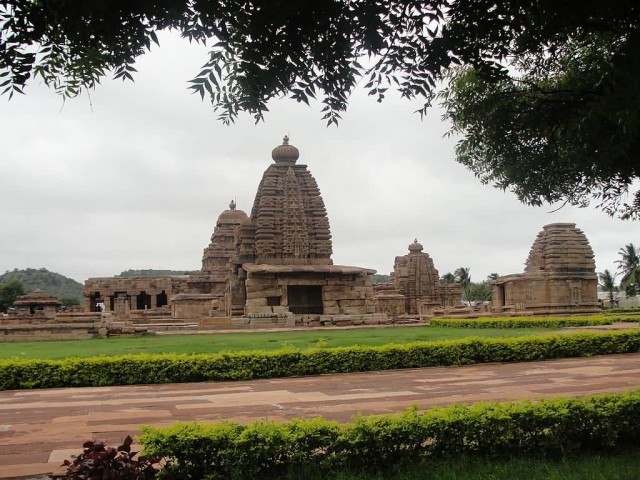 Monuments At Pattadakal