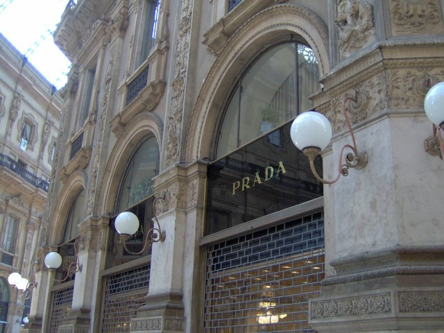Prada (Photo Credit: Nrkpan / CC BY-SA 3.0)