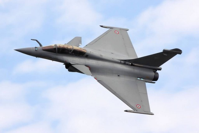Rafale (Photo Credit: Airwolfhound / CC BY-SA 2.0)