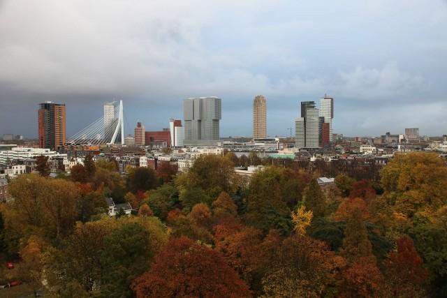 Rotterdam  (Photo Credit: Rick Ligthelm / CC BY 2.0)