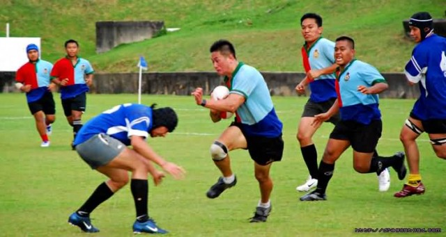 Rugby (Photo Credit: Lisa Omarali / CC BY 2.0)