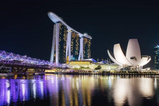 Singapore Arina Bay (Photo Credit: Leonid Yaitskiy / CC BY-SA 2.0)
