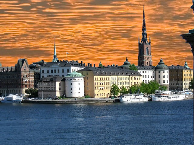 Stockholm Riddarholmen (Photo Credit: Olof Senestam  / CC BY 2.0)