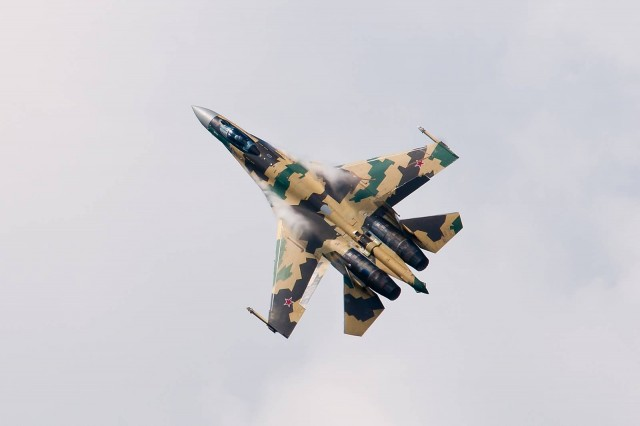 Sukhoi Su (Photo Credit: Sergey Vladimirov / CC BY 2.0)