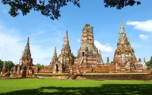 The Temples Of Ayutthaya, Bangkok