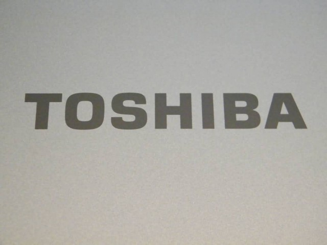 Toshiba Logo (Photo Credit: DigitPedia Gadgets / CC BY 2.0)
