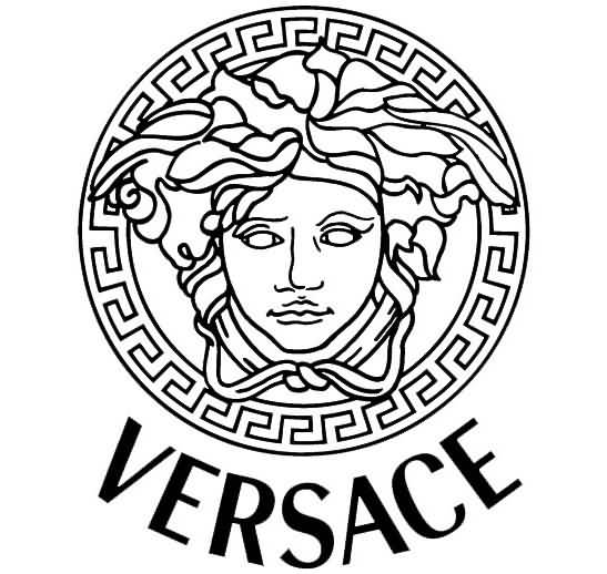 Versace Logo (Photo Credit: Playing Futures: Applied Nomadology / CC BY 2.0)
